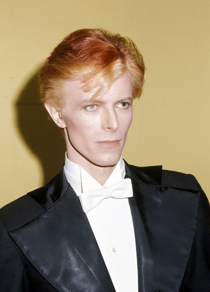 At the 17th annual Grammy Awards on March 1, 1975, Bowie arrived as the Thin White Duke, an icy-cool persona primarily associated with his album 'Station to Station,' which was released the following year.