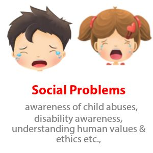 Soft Skills FUNCLUB - Creating awareness of child abuses, Disability awareness, understanding human values & Ethics etc.,
