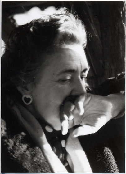 Famous Italians ~  Italian Poet Alda Merini