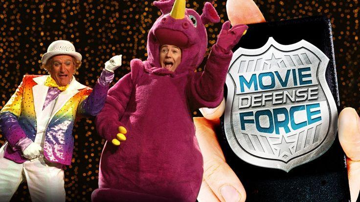 Death to Smoochy - A Delicious Dark Comedy (Movie Defense Force)