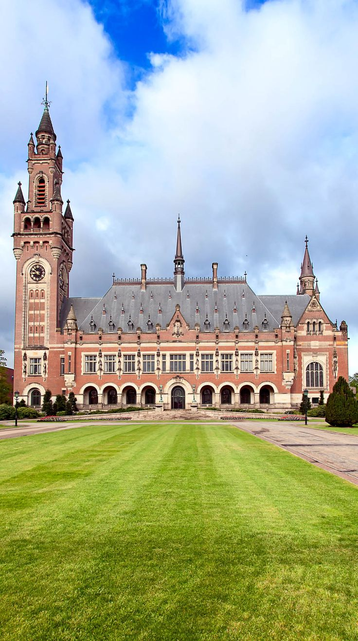 The International Court of Justice in Hague, Netherlands | 13 Reasons Why The Netherlands Must Be On Your Bucket List