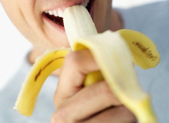 Acid Reflux: 13 Foods To Soothe The Burn Bananas make a great snack, and at pH 5.6, they're usually great for people with acid reflux. However, about 1 percent of acid refluxers find that their condition is worsened by bananas. So keep in mind that what works for most people may not work for you.
