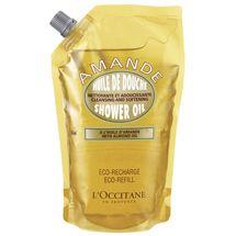 L'Occitane Almond Shower Oil Eco-Refill $32.00