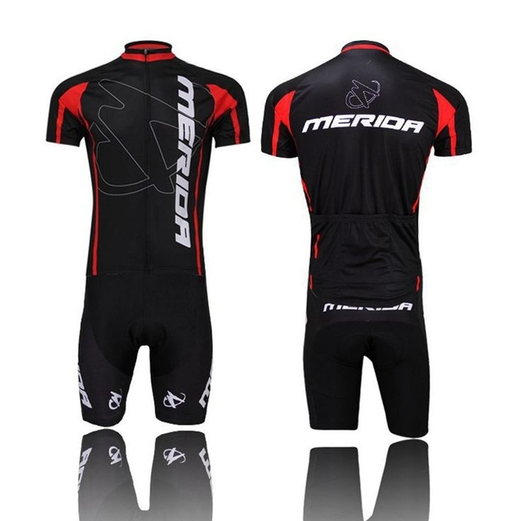 22.25$  Watch now - http://alirwq.shopchina.info/go.php?t=32690353652 - 2016 Pro Team Merida Bike Cycling clothing/Cycling wear/ Cycling jersey Bicycle Outdoor Sportswear Short Sleeve Suite Black 22.25$ #buychinaproducts