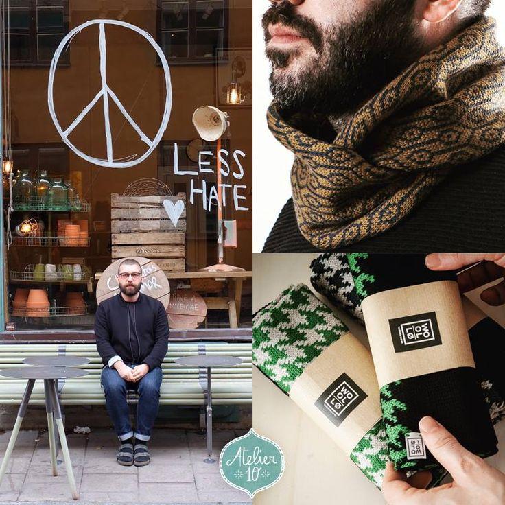 Lorenzo di Woollo è il designer selezionato grazie al nostro Handmakers' Brunch #8  Nella sua intervista si racconterà e ci racconterà della sua passione per la lana: avete già la vostra tazza preferita tra le mani? L'intervista completa è sul nostro blog 📢 www.atelier10team.blogspot.it 📖  #Atelier10Team #HandmakersBrunch #IlTavoloDeiCretivi #IntervisteDiA10 #Woollo
