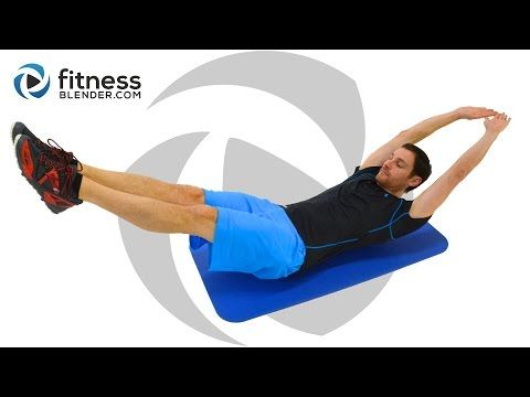 Brand New: Quick 10 Minute Core Workout - Pain in My Abs! Who's working out today!?