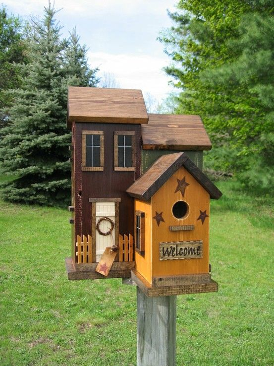How To Build A Squirrel House Woodworking Projects Plans