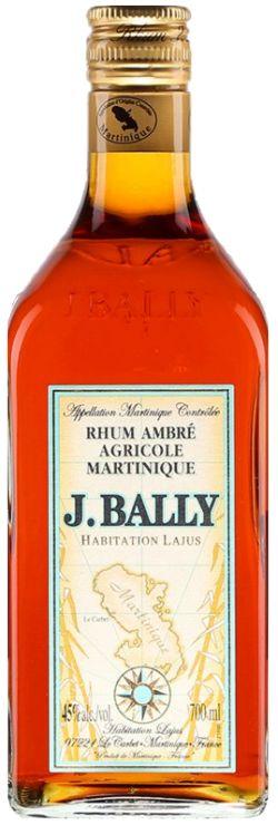 J. Bally Martinique rhum agricole ambré