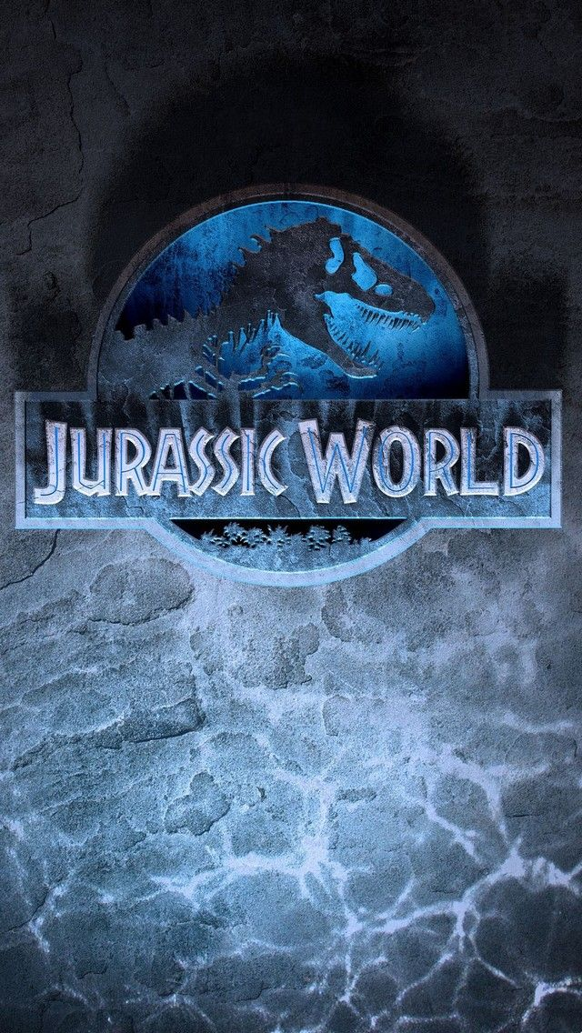 Jurassic World poster. Tap to check out 15+ Awesome Jurassic World Movie iPhone Wallpapers! - jurassic park, dinosaurs - @mobile9