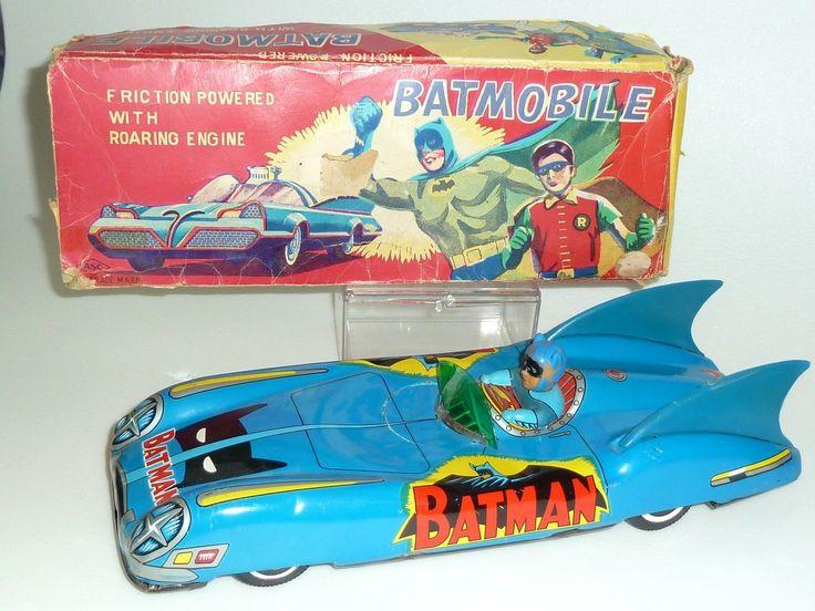 ASC Batman Batmobile 60s/ebay