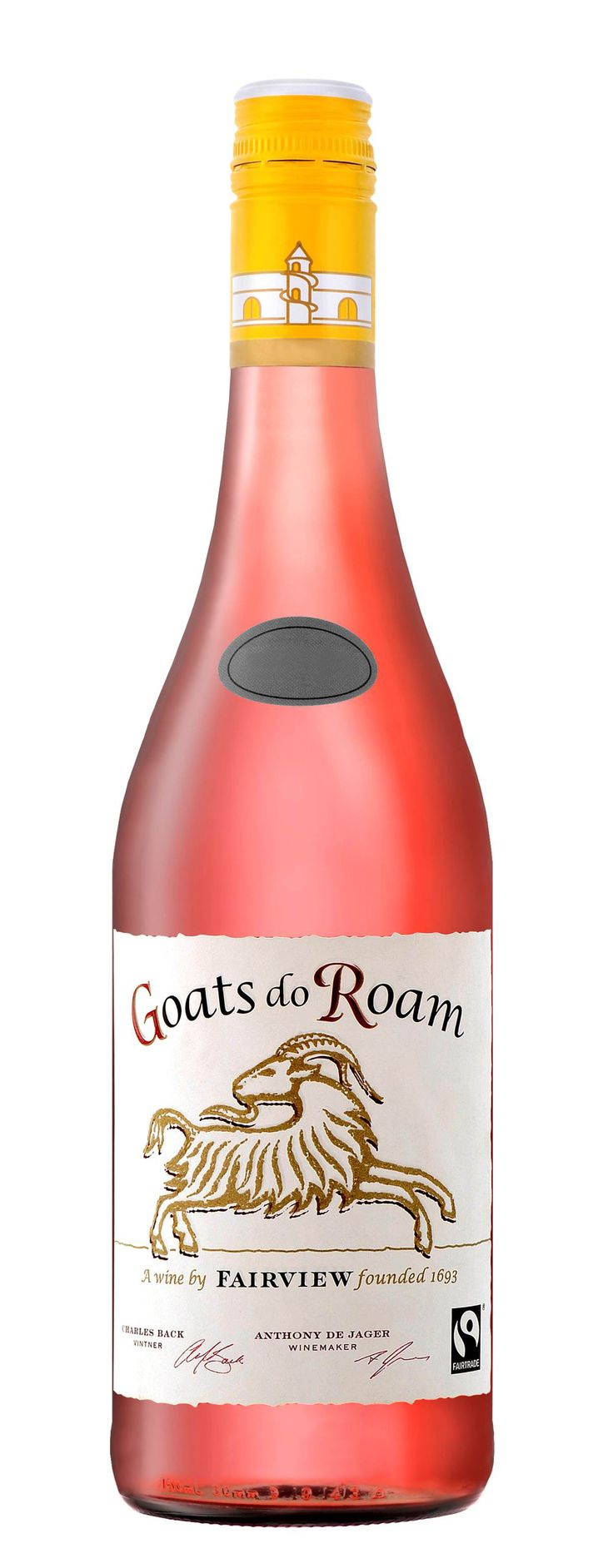 "Rosé: Not Just For Summer Sipping - the Best Rosé under $10 - Food and Wine 2016  Goats do Roam Western Cape Rosé ($9) ""A savory undertone balances the hint of sweetness in this fruit-driven rosé made with mostly Shiraz and Grenache."""