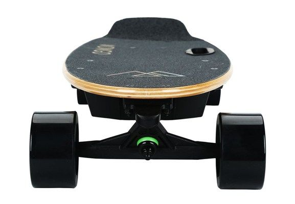 Wowgo Kt Electric Skateboard Front View Electricskateboard Electriclongboard Electricskate Skateelectric Electr Electric Skateboard Skateboard Electricity