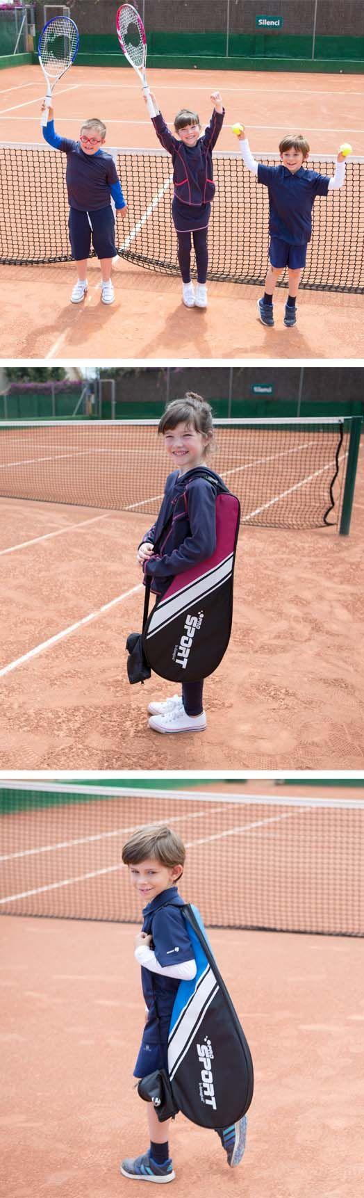 ¿Echamos una partido de tenis? ;) Set de tenis para empezar a practicar. Con bolsa de transporte. 1 raqueta y 3 pelotas incluidas. #tenis #deporte #niños #imaginarium