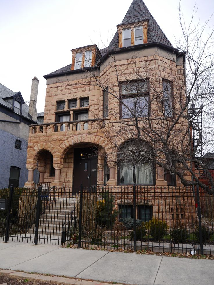 A Victorian Mansion, Chicago - The French Press