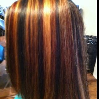 3 Color Highlights For Dark Hair Hair Styles Andrew