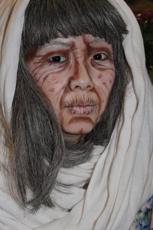 10 best Old age images on Pinterest | Old age makeup, Fx makeup ...