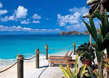 Galley Bay in Antigua