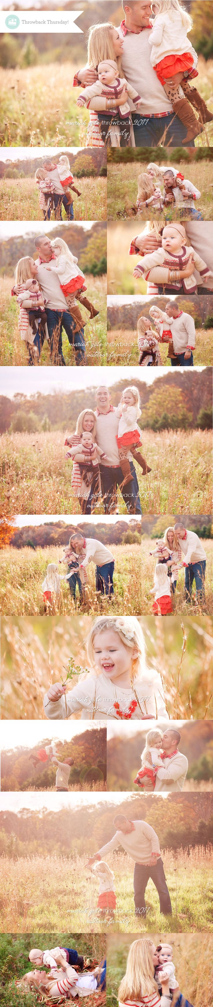 Throwback Thrusday Heidi Hope Photography our family portraits 2013