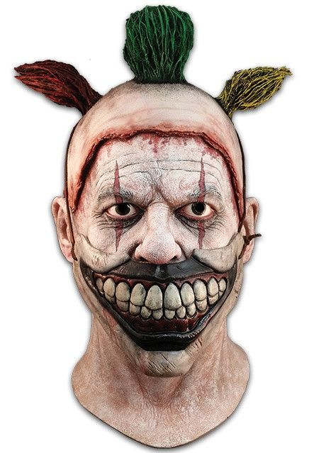 Deluxe Twisty the Clown Mask (American Horror Story)