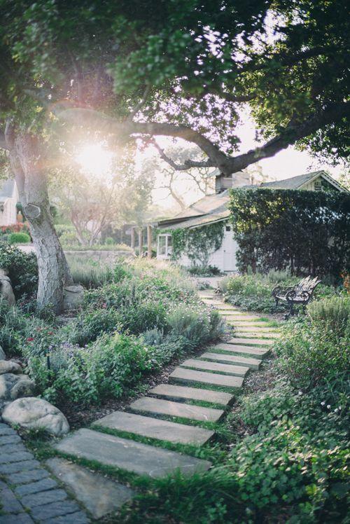 Gal Meets Glam In The Garden, San Ysidro Ranch, Santa Barbara