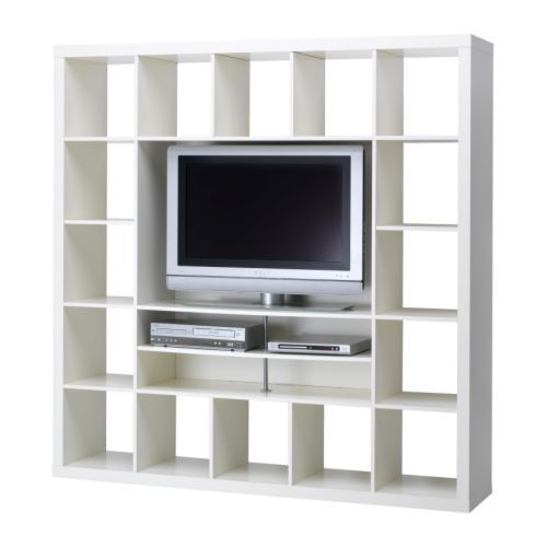 Flat Screen Tv Stand Bookcase