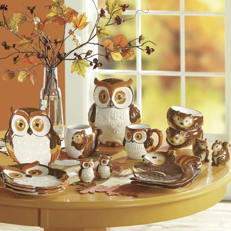 Corujas corujas coruja utilidades p casa pinterest Owl kitchen accessories