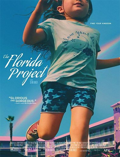Ver El proyecto Florida (The Florida Project) (2017) Online - Peliculas Online Gratis