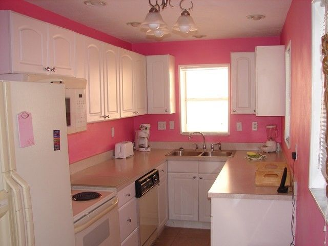 Pink Kitchen Walls 216 best pink kitchen images on pinterest | pink kitchens, kitchen