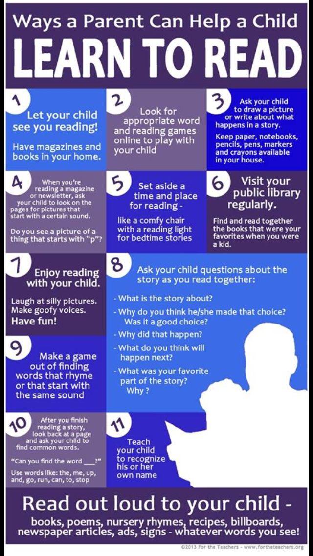 Encourage reading