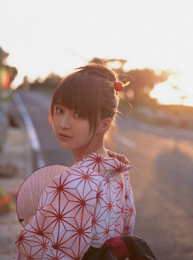 浴衣美女 Yukata Beauty