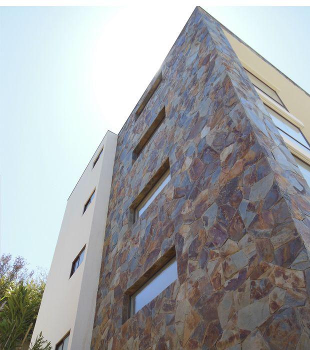 53 best images about piedra laja on pinterest gardens - Piedra pizarra oxidada ...