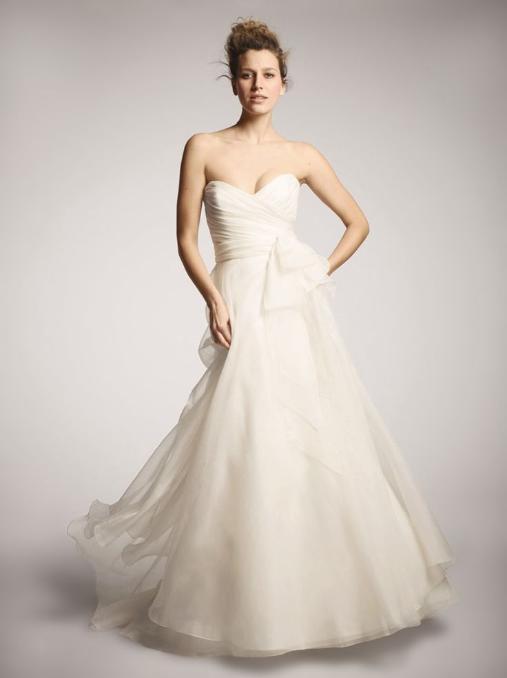 134 best Nouvelle Amsale Wedding Collection images on Pinterest ...