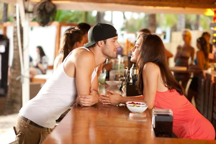 Ryan Guzman (L) and Kathryn McCormick (R) star as Sean and Emily in STEP UP REVOLUTION