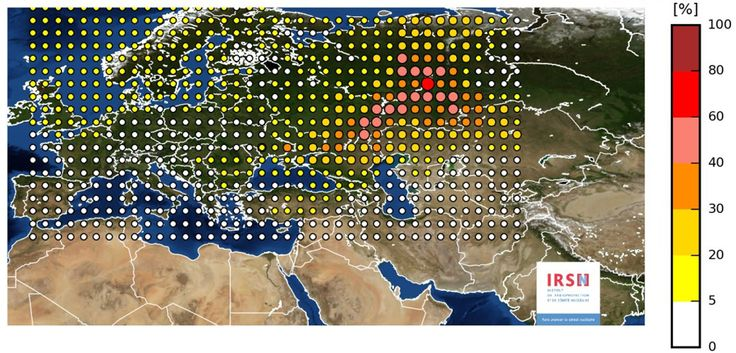 A Radioactive Cloud Wafts Over Europe With Russia as Chief Suspect