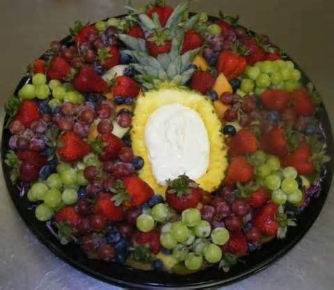elegant fruit and vegetable display - Yahoo Image Search Results
