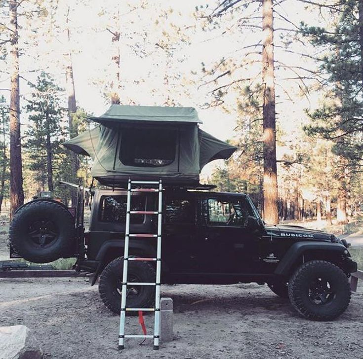 Rhino-Rack, Roof Top Tent, Camping, Campsite, Home is where you park it, Adventure, explore, jeep, toyota, nissan, mitsubishi, land rover, off road #bushcrafttent #rangeroverjeeps #campingadventures