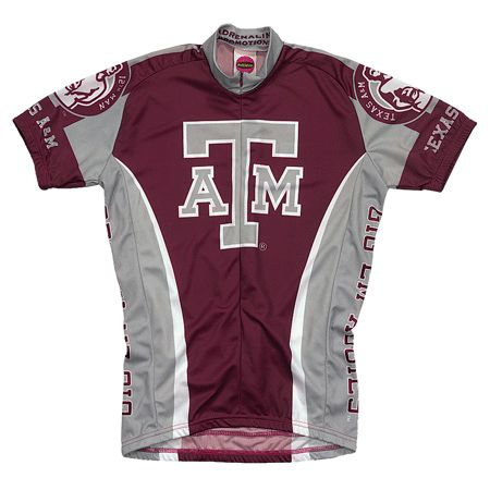 Texas A Amp M Cycling Jersey Aggie Gear Texas A Amp M Texas
