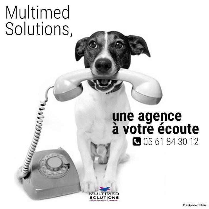 Multimed Solutions  Agence à votre écoute  #communication  #toulouse #pubs #fun