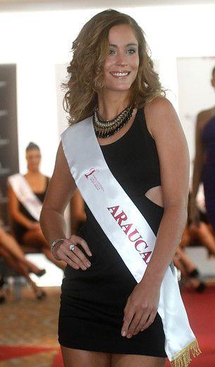 Valentina Schnitzer - Miss Supranational Chile 2015