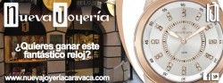 Gana este estupendo Reloj ¡GRATIS! ^_^ http://www.pintalabios.info/es/sorteos_de_moda/view/es/3583 #ESP #Sorteo #Bisuteria