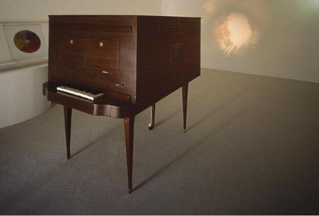Piano Optiphonique (1907). Wladimir Baranoff Rossiné.