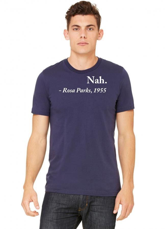 nah rosa parks 1955 1 Tshirt