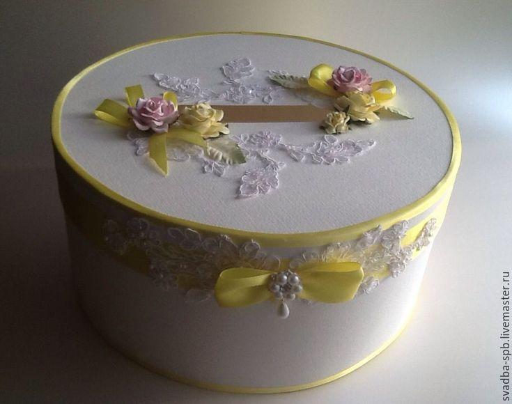 Купить Свадебный набор аксессуаров - желтый, набор свадебный, свадебные аксессуары, свадебные бокалы