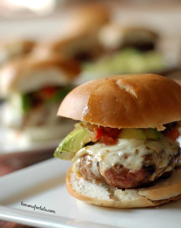 ... BURGERS on Pinterest | Burger recipes, Food network and Turkey burgers