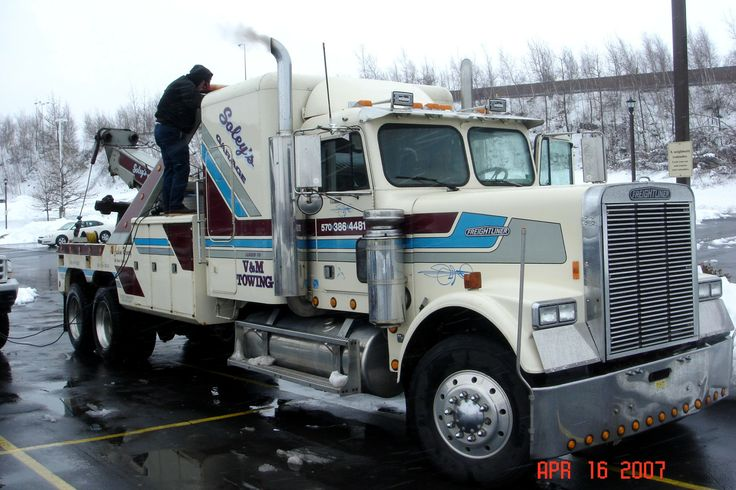 56 best images about big wreckers in ne pa on pinterest for Sunbury motors commercial trucks