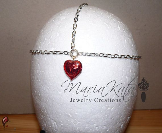 Newborn/Baby to Adult Head Chain with Sold or by MariaKataJewelry, $15.00