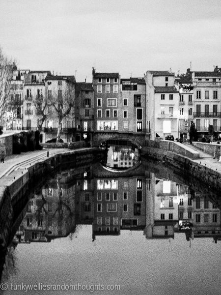 Postcard From Narbonne | The B&W Photography Project