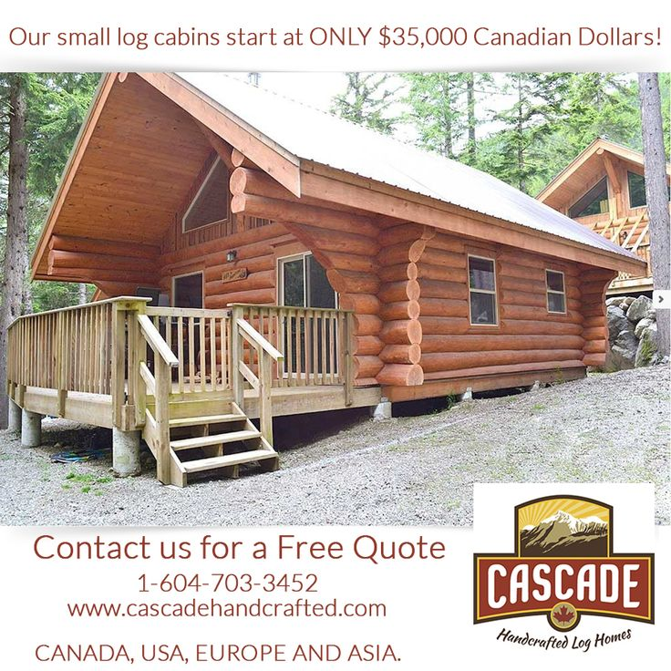 Considering a log home or vacation home? Take full advantage of our low Canadian Dollar international exchange rates! $35,000 Canadian = $27323.47 US or £19227.86 BP. Call 1-604-703-3452 *Based on today's exchange rate. http://homeexchange.xyz