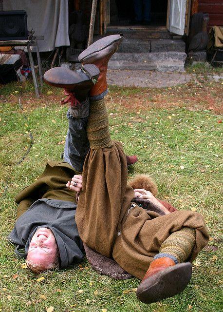 Viking Game: Rövkrok or Hook the Bottom by Steffe, via Flickr