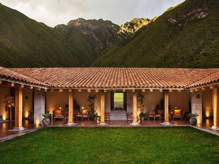 This lodge, on 100 rolling-green acres, and with its own onsite organic farm, is more the home of a friend than a hotel. Read More